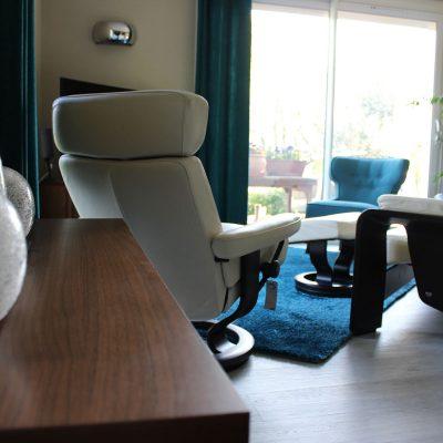 Rénovation d'une pièce à vivre
